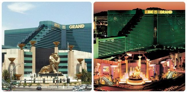 Tour de casinos en Las Vegas
