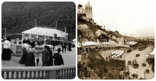 Antiguo Tibidabo
